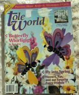 Tole World -- Back Issue, Apr. 1996, Volume 20,... - $5.00