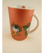 Friendlies 2008 Beijing China Olympics Coffee Tea Cup Mug  Nini Souvenir... - $9.69