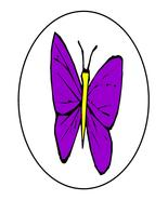 Black Circle butterflynaca323j-Digital Download-ClipArt-ArtClip-Digital ... - $4.00