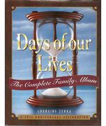 DAYS OF OUR LIVES... BY LORRAINE ZENKA(1995, HARDCOVER) - $112.22
