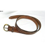 J. C. Penny's RanchCraft 290 Size 42 Top Grain Cowhide Belt  - $15.99