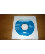 Dell Optiplex 320 Resource CD with Device Drivers and Utilities KF295 0F... - $3.95