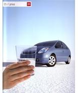 2005 Toyota PRIUS HYBRID sales brochure catalog 05 US - $8.00