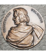 Bronze High Relief Medal - 500th Anniversary of Christopher Columbus (OB16) - €67,02 EUR