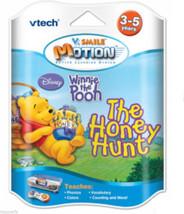 Winnie the Pooh The Honey Hunt Vtech V-Motion  NEW - $8.86
