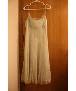 NWT Antonio Melani Green Dress with Sheer Overlay Size S (8) - $39.99