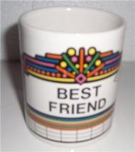 DISNEY MICKEY MOUSE BEST FRIEND LARGE COFFEE MUG - $22.99