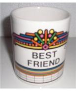DISNEY MICKEY MOUSE BEST FRIEND LARGE COFFEE MUG - $22.99