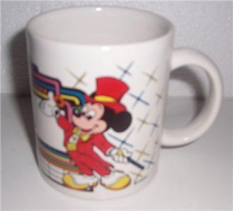 DISNEY MICKEY MOUSE BEST FRIEND LARGE COFFEE MUG