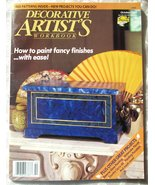 Decorative Artists Workbook, October, 1983, Tol... - $5.00