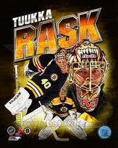 Tuukka Rask Boston Bruins PP Vintage 8X10 Color Hockey Memorabilia Photo - $5.99