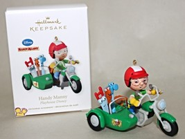 Handy Manny Disney Playhouse-  2010 Hallmark Ornament - $16.95