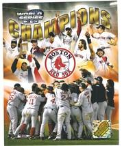 2004 World Series Composite 2 Boston Red Sox 11X14 Color Memorabilia Photo - $14.95