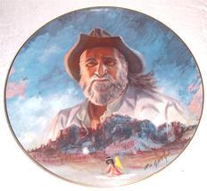"""""""DeGrazia and His Mountain"""" The Ted DeGrazia Memorial Collector Porcelai... - $84.64"""