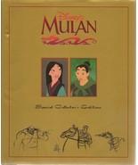Disney's Mulan by Kathleen Weidner Zoehfeld, Russell K. Schroeder and Wa... - $63.94