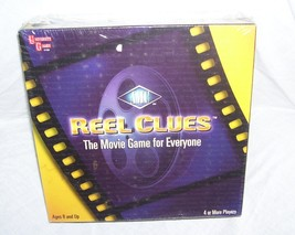 AMC REEL CLUES Movie Board Game  NEW & SEALED F... - $45.00