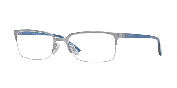 f00ebf9594 Versace VE1219 1262 Gunmetal Eyeglasses and 50 similar items