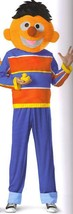 ERNIE ADULT COSTUME sized 42 to 46 - $75.00