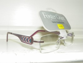 "Foster Grant Fashion Reading Glasses""Fantasia"" +2.25 - $19.99"