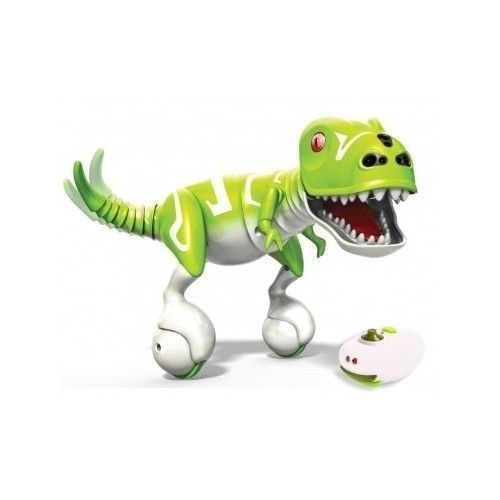 Interactive Remote Control Kids Pet Dinosaur ZOOMER Robot Action Toy Electronic