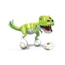 Interactive Remote Control Kids Pet Dinosaur ZOOMER Robot Action Toy Ele... - $105.24