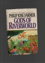 Gods of Riverworld - Philip Jose Farmer - HC - 1983 - G.P. Putnams' Sons. - $6.26