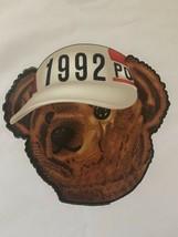 Pwing 1992 POLO BEAR STADIUM CUSTOM T-SHIRT VINTAGE style (Size MENS XL) - $35.41