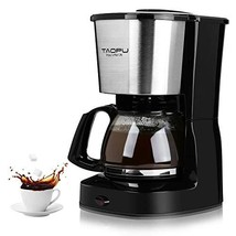 Coffee Maker, Drip Coffee Maker with 0.65L/4-5 Cups with Glass Carafe an... - $34.35