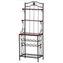 Bakers Style Wine & Glass Rack    Sunday Sale - $145.25