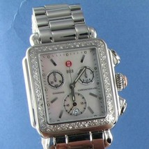 Michele MW06A01A1025 Deco Diamond 0.60cts Chronograph Quartz Ladies Watch $1995 - $1,371.99
