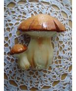 Vintage Norcrest Mushroom Wall Pocket - $33.00