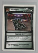 Engineering Kit - Star Trek: Next Generation CCG - Equipment - Decipher Games. - $1.72