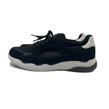 Women's Evolve by Easy Spirit  Black Lace Up Casual Sneaker Shoes, Size ... - €17,97 EUR