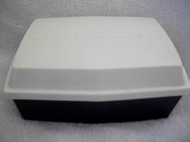 Retro Sewing Machine Attachments in Hard Plastic Case - $13.33 CAD