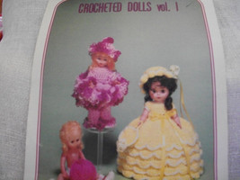 Bead Ribbon Holiday & Crocheted Dolls Vol. 1 - $15.00