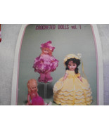Bead Ribbon Holiday & Crocheted Dolls Vol. 1 - $15.00
