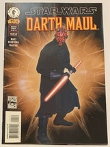 Star Wars Darth Maul 4 (Dark Horse, December 2000) Photo Cover VF Condition - $10.88