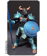 Mythic Legions: All-Stars Torrion (Circle of Poxxus) Figure Brand New  - $135.27