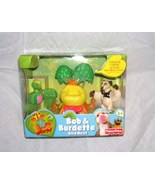 Fisher Price It's A Big Big World Bob & Burdette BIRD NEST Playset from ... - $17.96