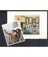 1985 White House Presidential Christmas Card - Ronald Reagan with Photo - $69.50