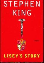 Lisey's Story A Novel by Stephen King (Hardback... - $25.00