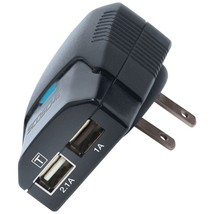 NEW Scosche DUSBH2 reVIVE II Dual USB Home Charger Samsung,Nokia,Htc,Mot... - $8.99