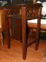 Mahogany Telephone Table  (T302) - $299.00