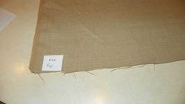 Tan Nylon Slub Upholstery Fabric 1 Yard  R412 - $29.95