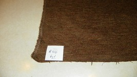 Brown Stria Nylon Upholstery Fabric 1 Yard  R416 - $29.95
