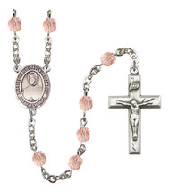 Women's Blessed Emilie Tavernier Gamelin Rosary Beads Birthstone  R6000P... - $74.55