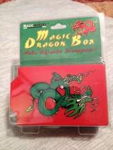 Dragon Drawer Box - Magic Chinese Box - Make Small Objects Appear and Di... - $6.88