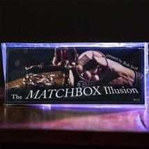 Matchbox Illusion - Match Box Illusion by Rob Stiff and Magic Makers - $35.63