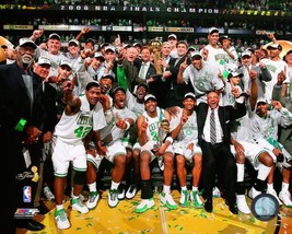 2008 Champs Celebration Boston Celtics Vintage 11X14 Color Memorabilia P... - $15.95