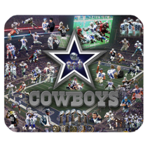 Hot Dallas Cowboys 12 Mouse Pad for Gaming with Rubber Backed - $7.69